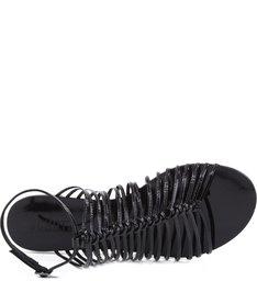 Flat Multistrips Black