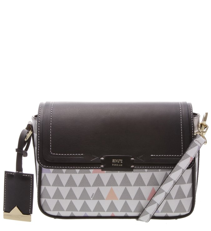 NEW CROSSBODY BAG TRIANGLE PEARL