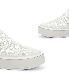 Tênis It Schutz Knit Triangle Branco