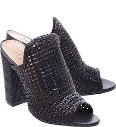 Mule Tressê High Heel Black