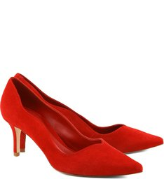 Scarpin Lady Red