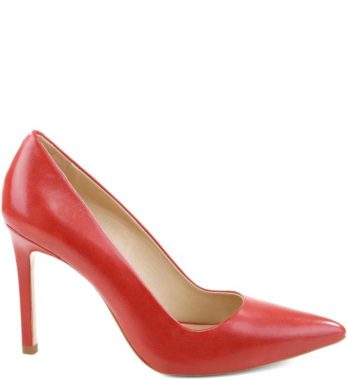 Scarpin Stiletto Scarlet