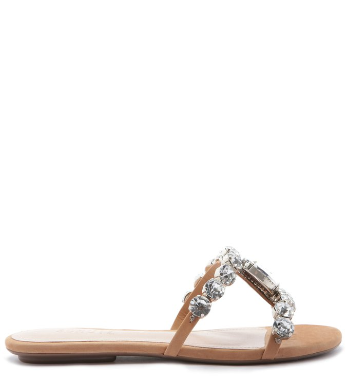 Slide Glam Stones Honey | Schutz