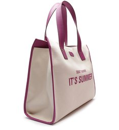 TOTE SUMMER VIBE PINK