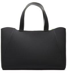 Shopping Bag Neoprene Black
