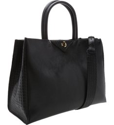 Tote Slouchy Black