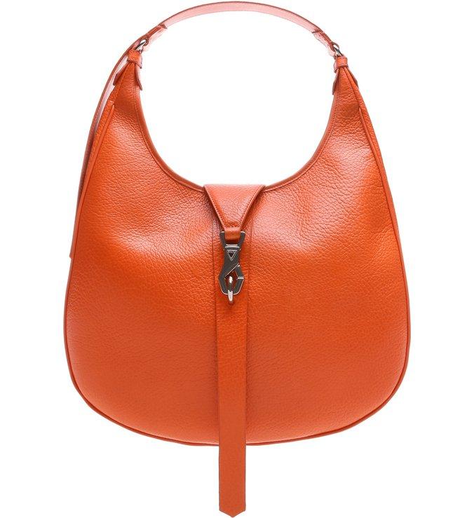 Maxi Hobo Bag Berta Orange | Schutz