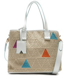 Mini Shopping Nina Triangle Summer Natural