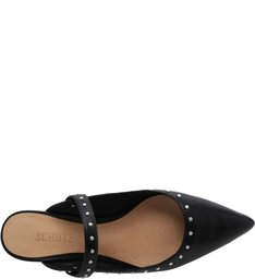 Flat New-S Girlie Studs Black