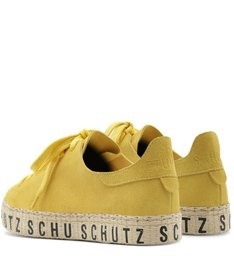 TÊNIS S-LIGHT SCHUTZ LOVERS YELLOW