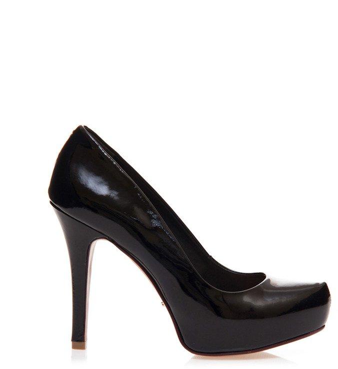Scarpin Verniz Essentials Black