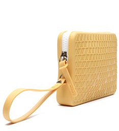 MINI BAG JELLY YELLOW