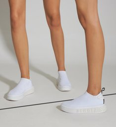 Tênis It Schutz Bold Knit Branco