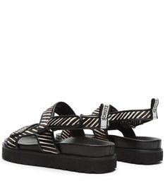Sporty Sandal Zebra P&B