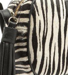 Crossbody Kate Zebra P&B