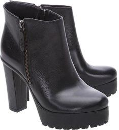 Combat Boots Tratorado Black