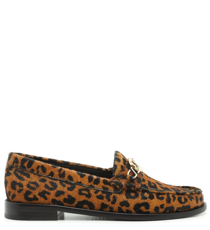 Mocassim Bristle Animal Print | Schutz