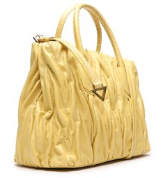 Tote Francesca Yellow