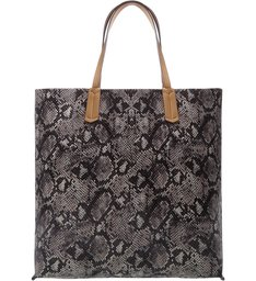 Tote Reversible Nude Snake