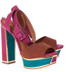 Sandália Color