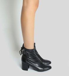Sock Boots Amarração Black