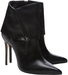 Ankle Boot Cape Black