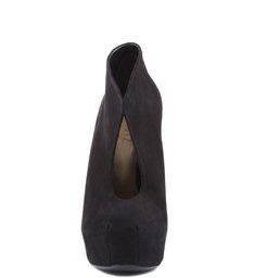 Ankle Boot Cava Heels Black