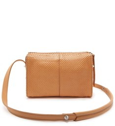 CROSSBODY SURI SNAKE TOASTY