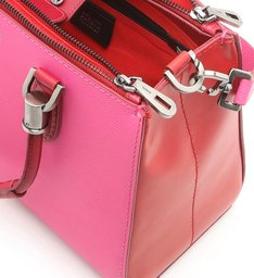 Tote New Lorena Pink & Red
