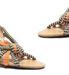 Sandália Fresh Knot Colors