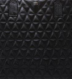 Shopping Bag Matelassê Black