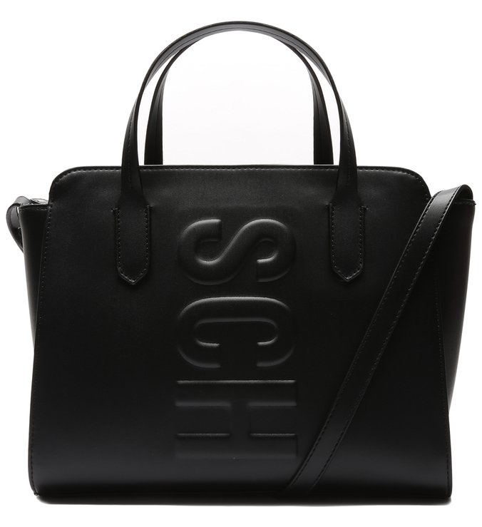 [On Demand] Tote Bag Tassy Black