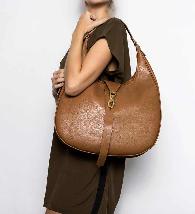 Hobo Bag Berta Neutral
