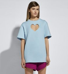 Ginger x Schutz T-Shirt Sky Blue