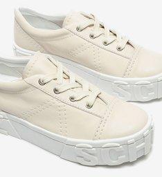 Tênis Flatform Mauli White