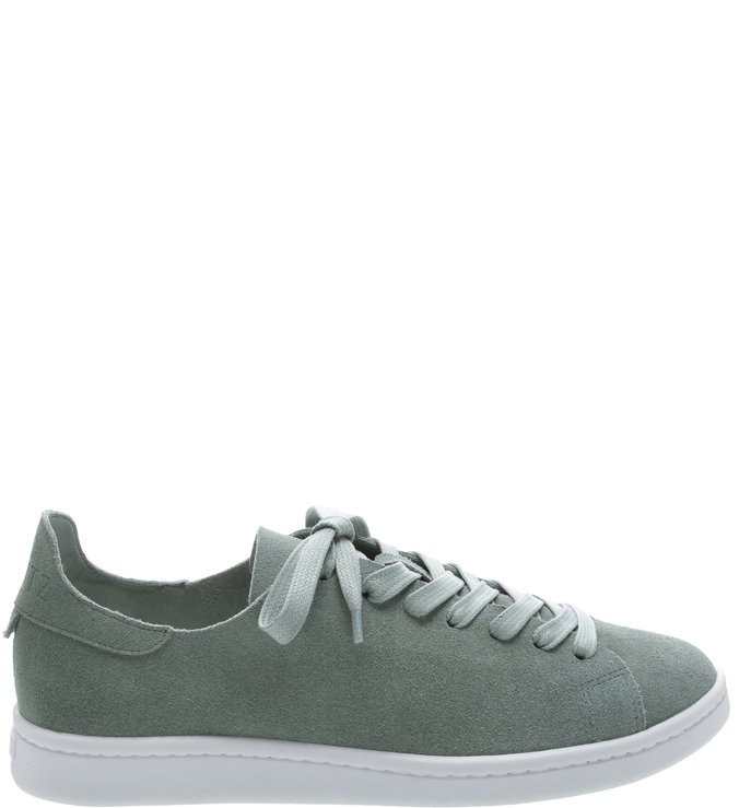 Tênis Ultralight S-Light Suede Mint | Schutz