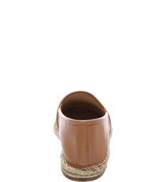 Espadrille Leather Toasted Nut