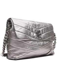 Shoulder Bag Kyra Soft Prata