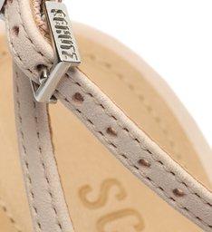 Sapato Scarpin Slingback Salto Arquitetônico Rosa Bebê