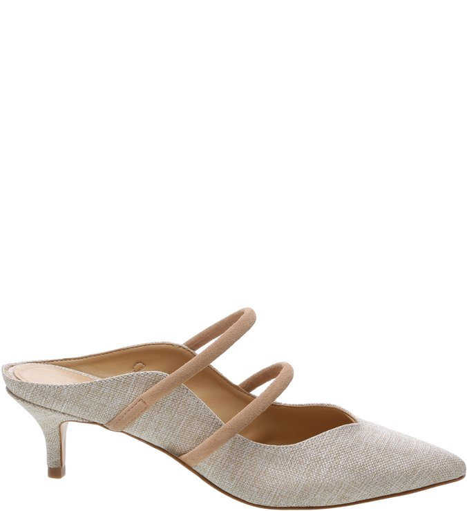 Mule Kitten Heel S-GIRLIE Neutral