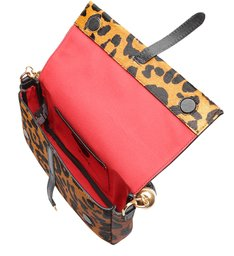 Shoulder Bag Animal Print