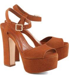 Sandália 70'S Heel Ginger