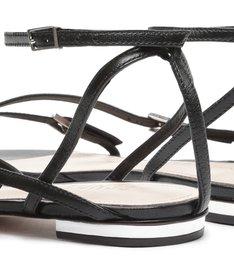 Sandália Deluxe Nappa Black