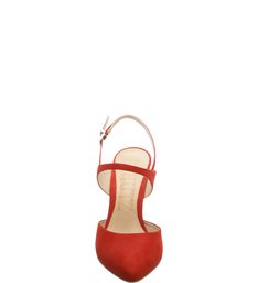 Scarpin Slingback Tango Red