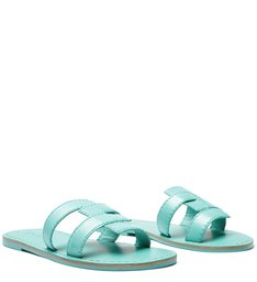 SLIDE NEW STRAPS POP GREEN