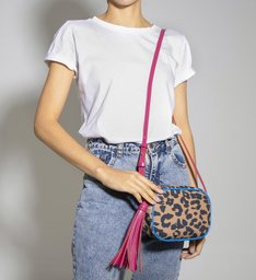 Crossbody Kate Animal Print