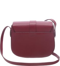 Mini Crossbody Minimal Cabernet