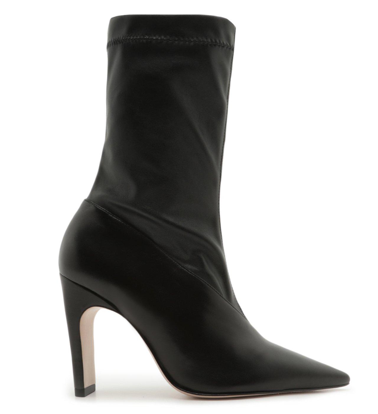 Sock Boot Ava Salto Black | Schutz