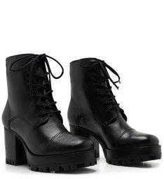 Combat Boot Tratorada Black