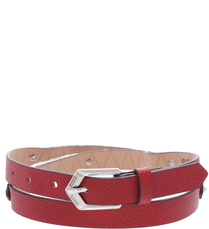 Cinto Thin Red